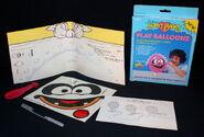 Balloon concepts play balloons 1986 1