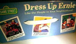 Dress up ernie 1