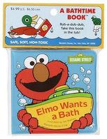 Elmo Wants a Bath