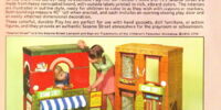 Sesame Street playhouses (Amsco)