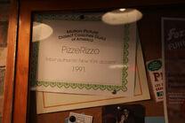 PizzeRizzo bulletin board 01