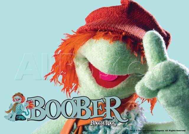 File:Poster Fraggle Rock-Boober.jpg