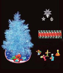 File:Kurt Adler blue tree.jpg