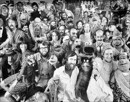 Muppet Show Elstree workshop