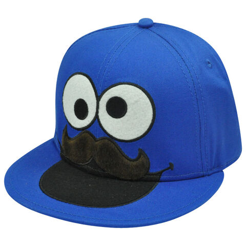 File:Bioworld cookie mustache cap.jpg