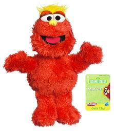 Sesame Street Pals (mini plush)