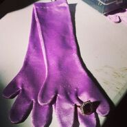 Piggy gloves instagram