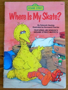 Where is my skate