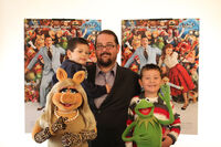 Muppet photo embed for article