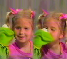 Kiss Kermit Chastity Bono