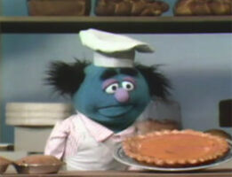 Mike (Anything Muppet)