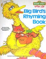 Big Bird's Rhyming Book