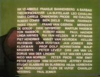 Sesamstraat outro 1976 - 1977
