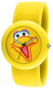 Viva time slap watch big bird