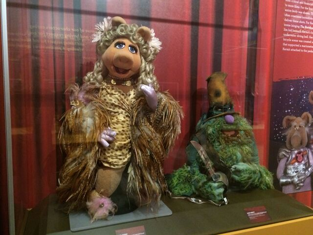 File:Center for Puppetry Arts - Treasure Island Piggy & Mad Monty.jpg