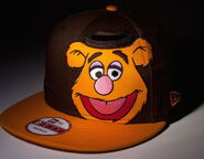 New era 2011 fozzie hat
