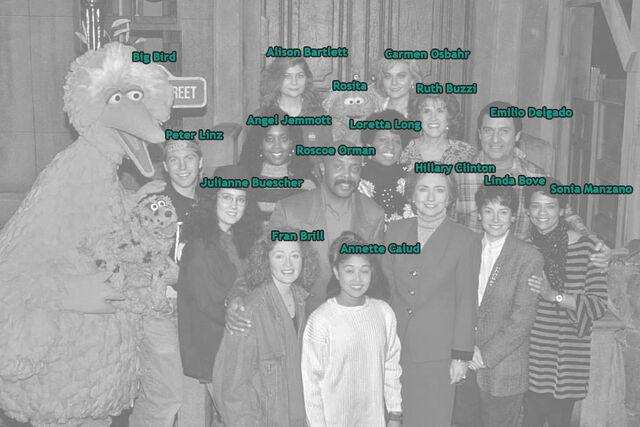 File:Hilary Clinton and Sesame Street cast 1993 key.jpg