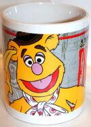 Uk 2013ish muppet ceramic mugs fozzie 1
