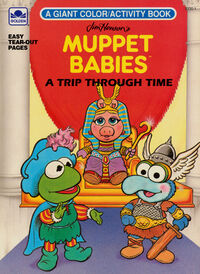 Muppet Babies A Trip Through Time