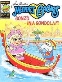 Muppet babies weekly uk 11 jan 1987