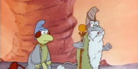 The World's Oldest Fraggle (animated)