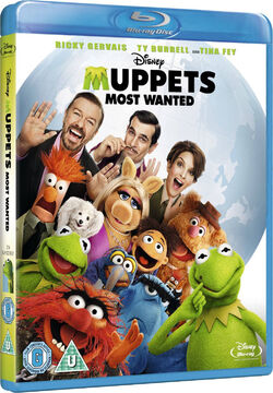 MMW Blu-ray UK R2