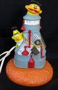 B & w character merchandise 1985 australia night light 1