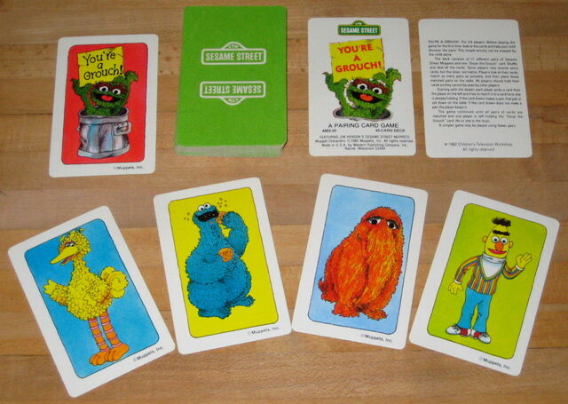 File:Golden whitman 1982 flash card games strike up the band you're a grouch bert's game twiddlebug 5.jpg