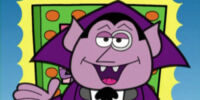 Count von Count (animated)