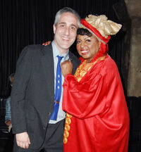 Hollywood Bowl 2010 Howard Bierbaum and Loretta Long