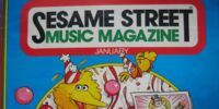 Sesame Street Music Magazine Vol. 3, No. 4