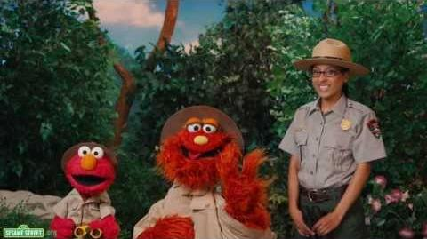Sesame Street Explores National Parks Gateway National Recreation Area -- Seasons