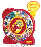 Fisher-price 2001 catalog see 'n say people in your neighborhood