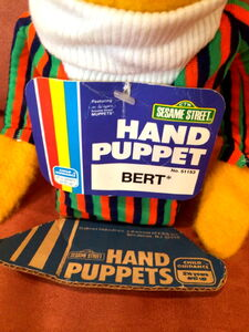 Gabriel child guidance bert hand puppet 2