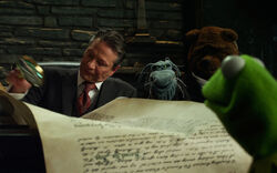 Kermit appeals to Richman