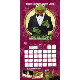 The Muppets Official Calendar 2013 4