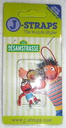 J-straps 2007 mascot phone elmo german