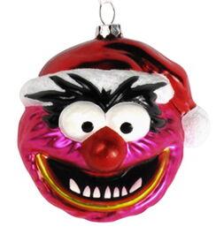 2012 christmas muppet ornament 1
