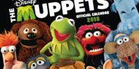 The Muppets 2018 Calendar