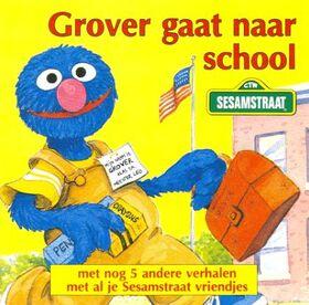 Grover gaatnaarschool