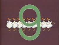 Nine Chickens