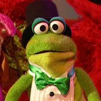 Froggy bowtie