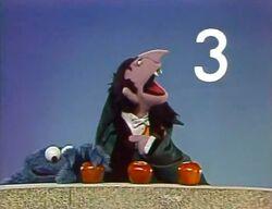 Sesame-english-do-you-like-it-apple count