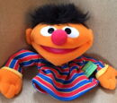 Sesame Street puppets (Fisher-Price)