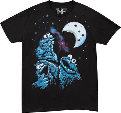 Moon-Cookie-Monster-Shirt