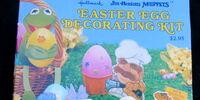 Muppet Easter egg kits (Hallmark)