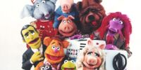 The Muppets shorts