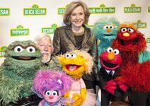 2012 Sesame Gala Joan Ganz Cooney