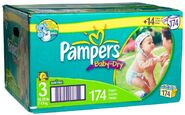Pampersbabydry