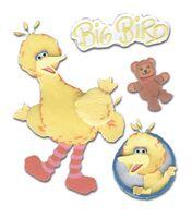 Scrapbook-Sticker-BigBird